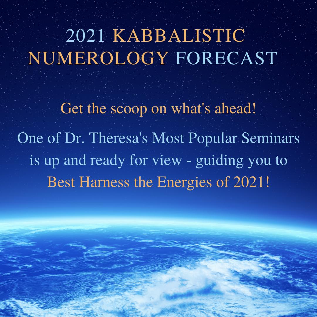 Numerology Forecast